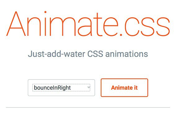 Collection of CSS Animation Examples