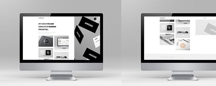 Thomsoon Responsive Portfolio