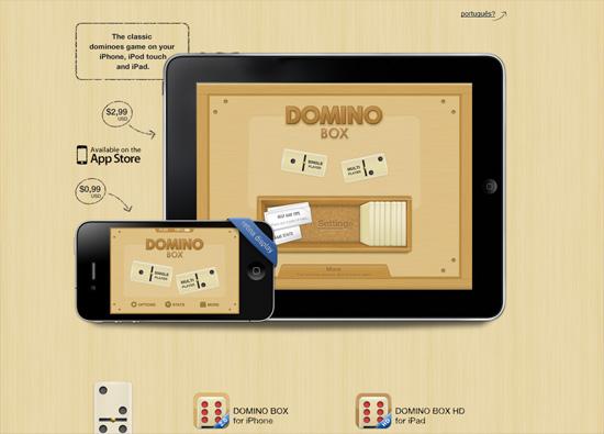 Domino Box App