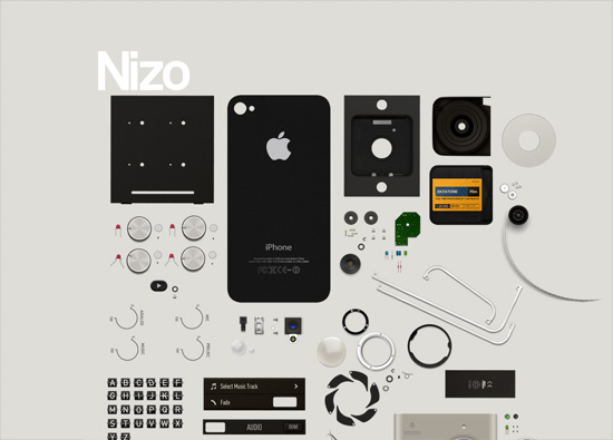 Nizo for iPhone