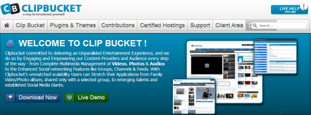 Clip Bucket