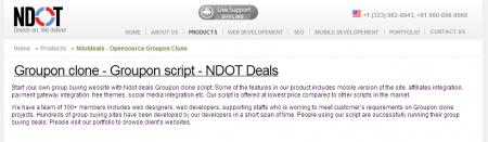 NDOT Deals