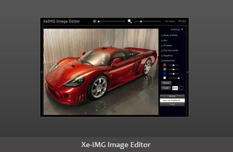 Xe-IMG Image Editor V3