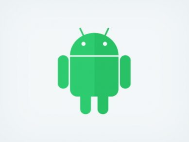 Android Logo PSD
