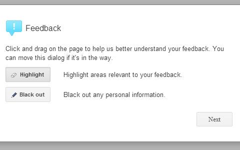 Google-Style Feedback