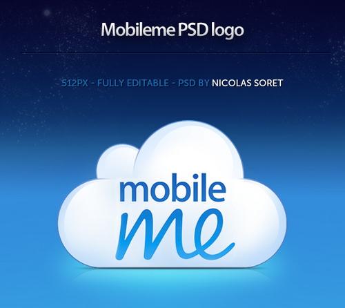Free Mobileme logo