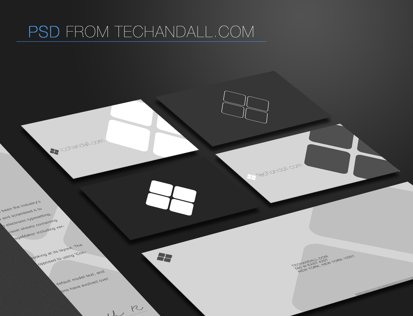 techandall_Stationery_Mock_Up_Collection_Xi_L2
